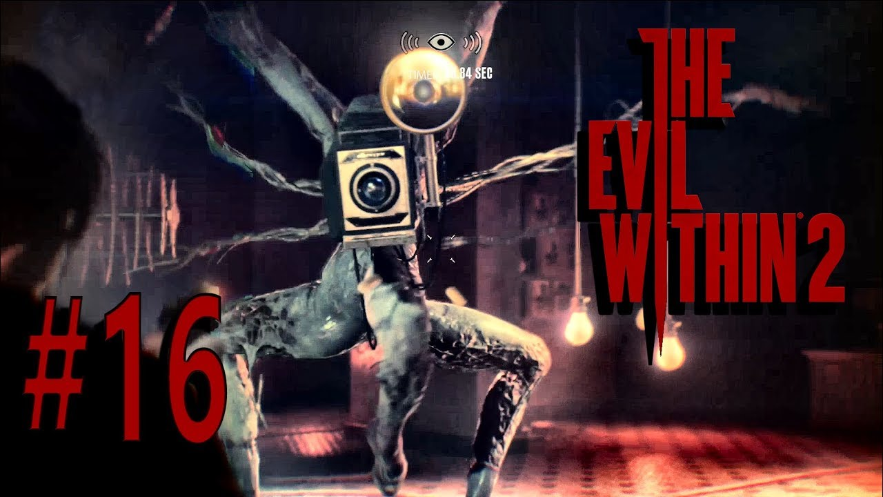 The Evil Within 2 Obscura: The Evil Within 2 Part 16 - YouTube