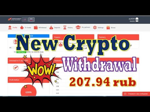 New Crypto St-prof.net New arrival 199% – 699% profit best in 69 hours starting with 99 rubles18
