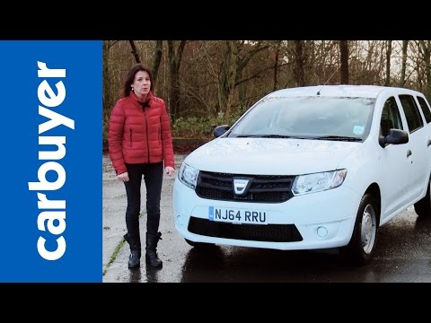 Dacia Logan estate – Carbuyer
