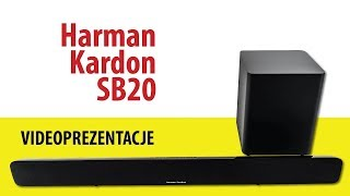 Soundbar Harman Kardon SB20