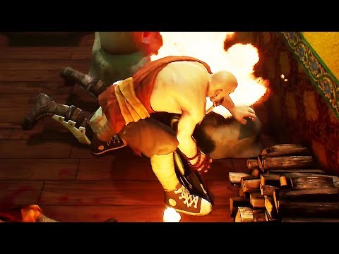 REDEEMER ENHANCED EDITION Gameplay Trailer (2019) PS4 / Xbox One / PC