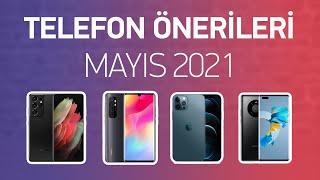 Telefon Satın Alma ve Piyasa Rehberi - Mayıs 2021