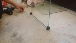 видео Витрины из стекла
