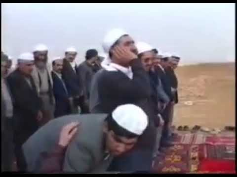 Sultan Seyyid Muhammed Raşid Hz (ks) yazılmış Kaside seslendiren (S. M. Şeyhmus
