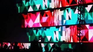 Million Voices Apologize (Thomas Gold Ed) - Tiesto live in Belo Horizonte 2013