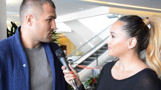 "Sergey Kovalev: ""I wanna KICK his [Pascal"