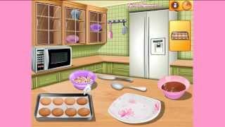 Sara's Cooking Class - Chocolate Macarons