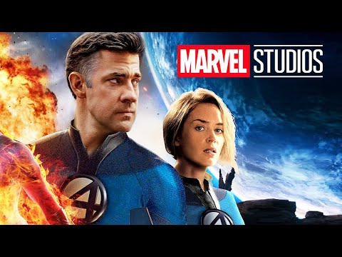 Marvel Fantastic Four Teaser Trailer – Spider Man and Phase 4 Movies Easter Eggs