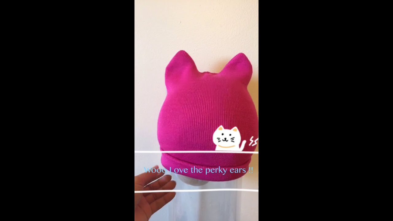 Pink pussy cat official