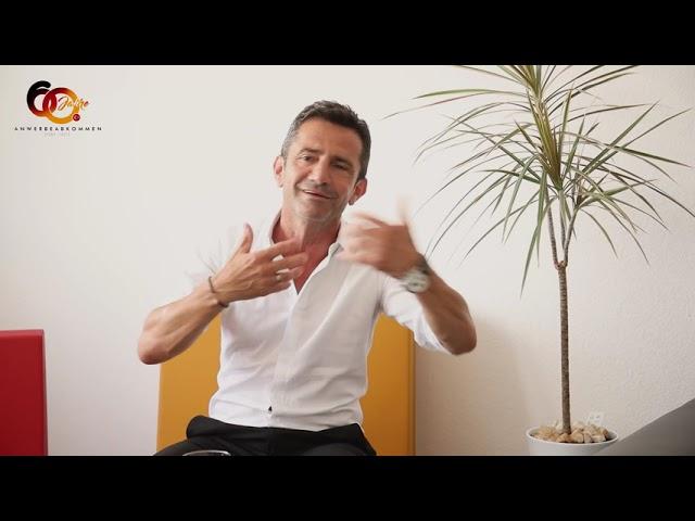 Kahraman Erdin im Gespräch mit Nejdet Niflioğlu