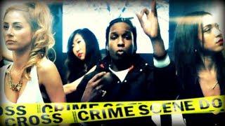Lil Wayne, A$AP Rocky - Yellow Tape (Lyrics On Screen) (ASAP Rocky Verse ONLY) [HQ AUDIO]