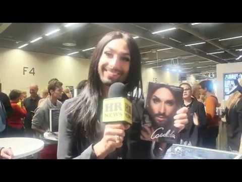 Conchita Wurst - HRNEWS.SE