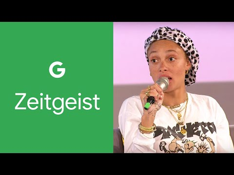 Why Gurl Talk Matters | Adwoa Aboah | Google Zeitgeist - YouTube