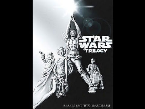 The Star Wars Trilogy Theatrical Trailers & TV Spots