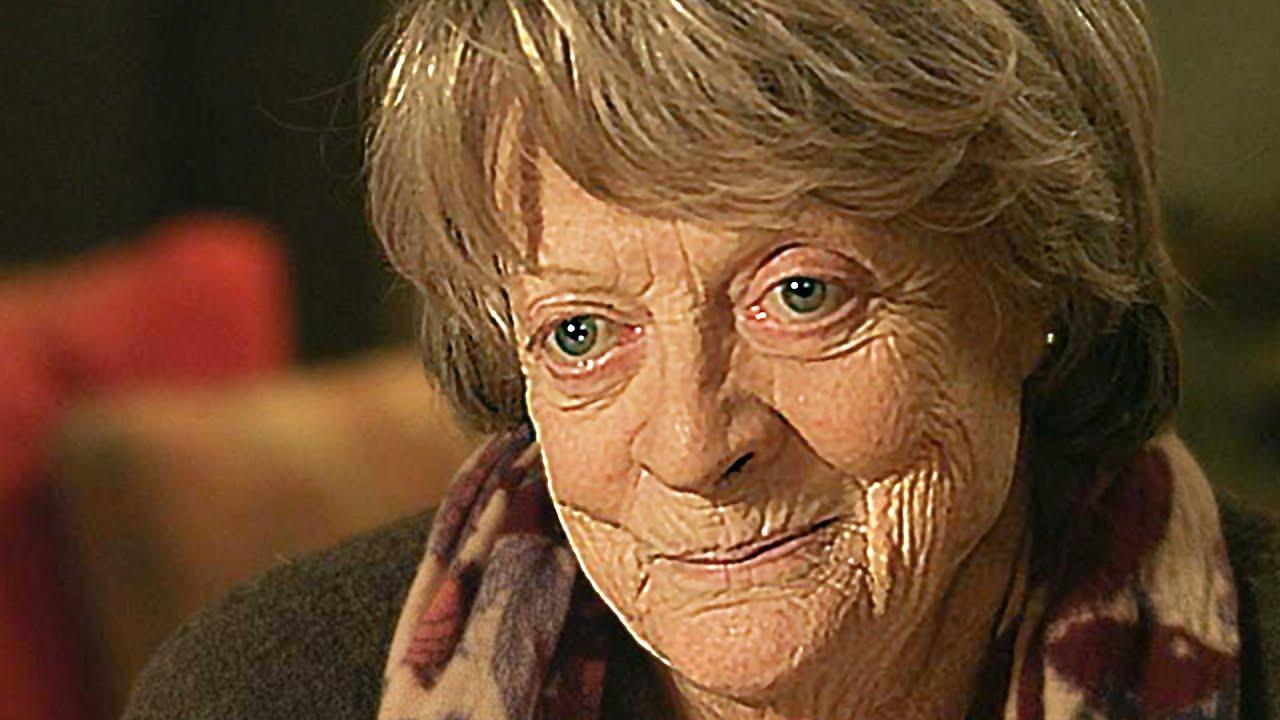 Old german lady