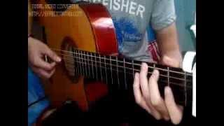 TÌNH NHI NỮ (Tây Vương Nữ Quốc ) . guitar solo : Vô Danh