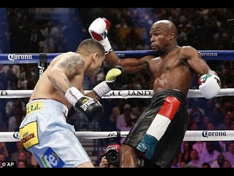 TOP 5 Floyd Mayweather FIGHTS les meilleurs combats