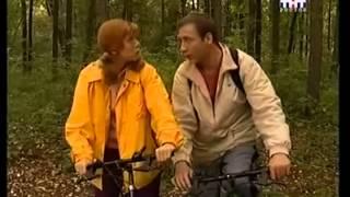 Саша Маша 25 серия 2003 2005 год Русский сериал (Велосипедная подборка)