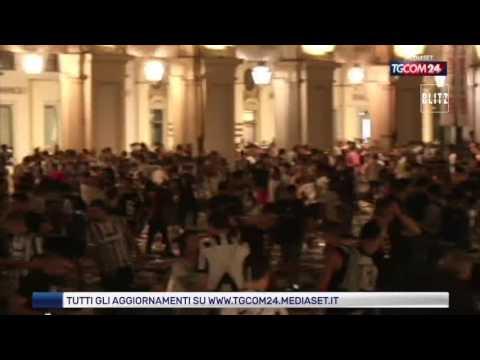Torino, panico tra i tifosi della Juve: crollo ringhiera scatena fuggi fuggi, almeno 200 feriti