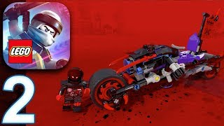 LEGO NINJAGO RIDE NINJA - Mr. E's Oni Bike - Gameplay Part 2 (iOS Android)