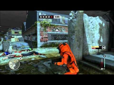Max Payne 3 Multiplayers-Assault  (HD)
