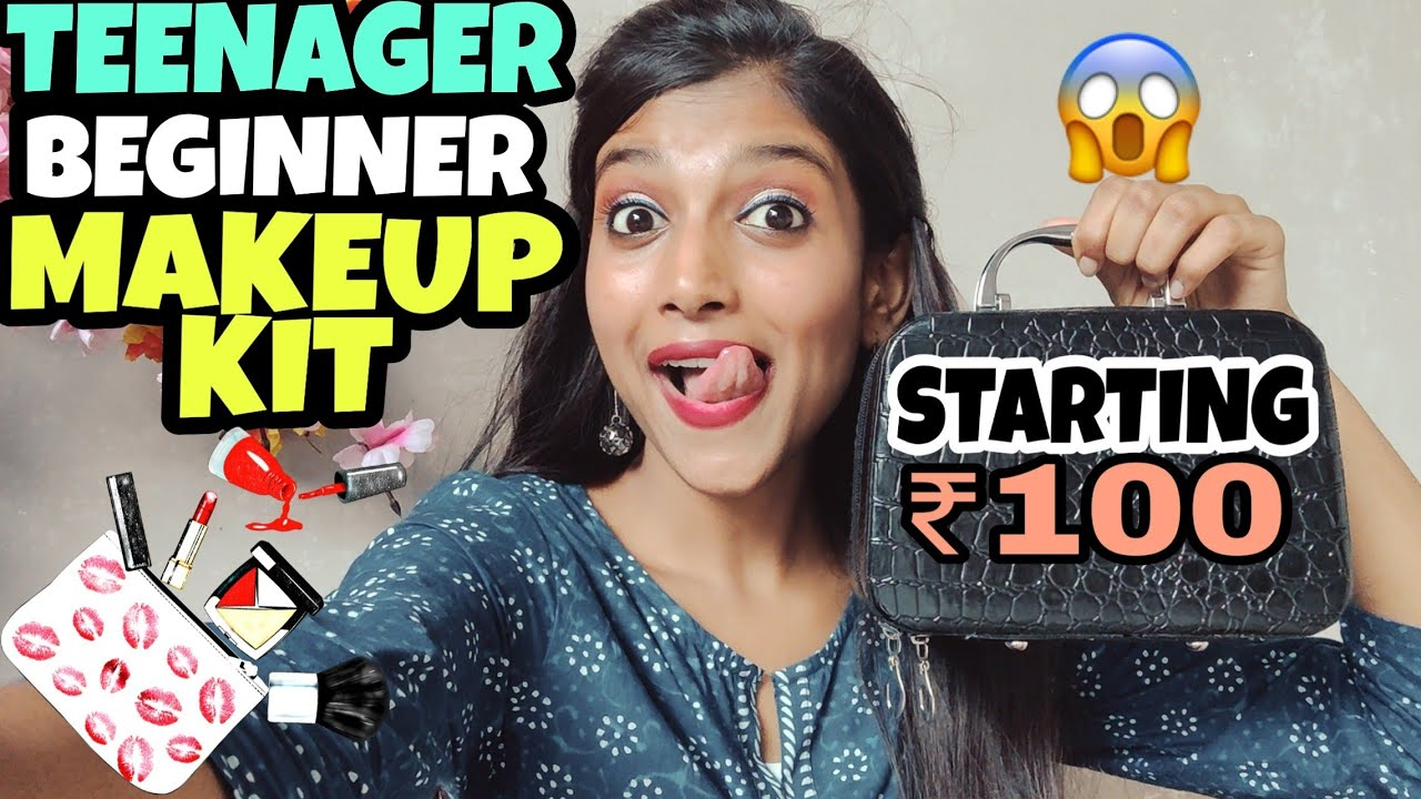 TEENAGER MAKEUP KIT Under Rs.100 ❤️ Best Quality Makeup Products