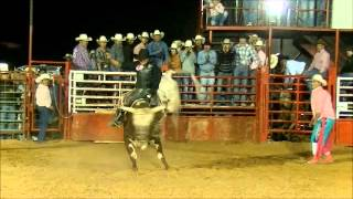 Bull Riding-Quinton Curley-Hwy 160 Bull Riding Extreme-Tuba City, AZ.