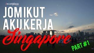 Ep.3 Part #1: Jom Ikut Aku Kerja Singapore    Vlog Malaysia