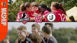 Jamie Johnson Vs Mustangs FC Mashup Match