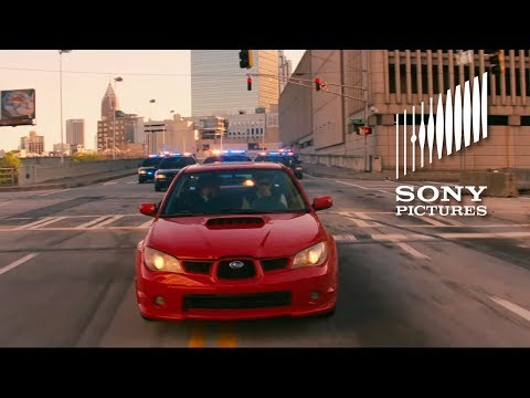 BABY DRIVER – Revved Up (In Theaters 6/28)