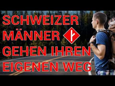 Schweizer Männer gehen ihren eigenen Weg - MGTOW Deutsch