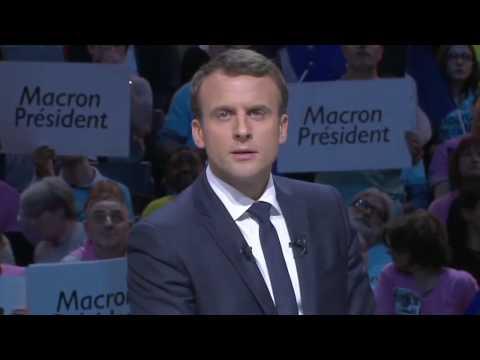 En Marche - Emmanuel Macron Président !