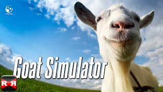 Goat Simulator (By Coffee Stain Studios) - iOS - iPhone/iPad/iPod Touch Gameplay