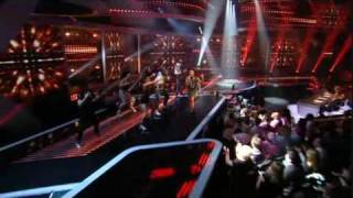 "The X Factor - Week 7 Act 1 - Alexandra Burke | ""Relight My Fire"""