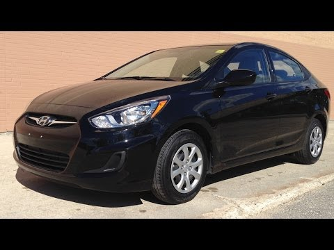 Used 2014 Hyundai Accent GL in Canada | Ride Time | Winnipeg MB