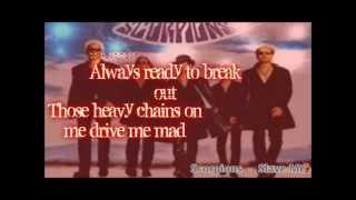 Scorpions - Slave Me (Lyrics)