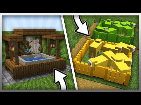 ✔️ NEW Furniture Mod Designs In Minecraft! (Furniture Mod Update)