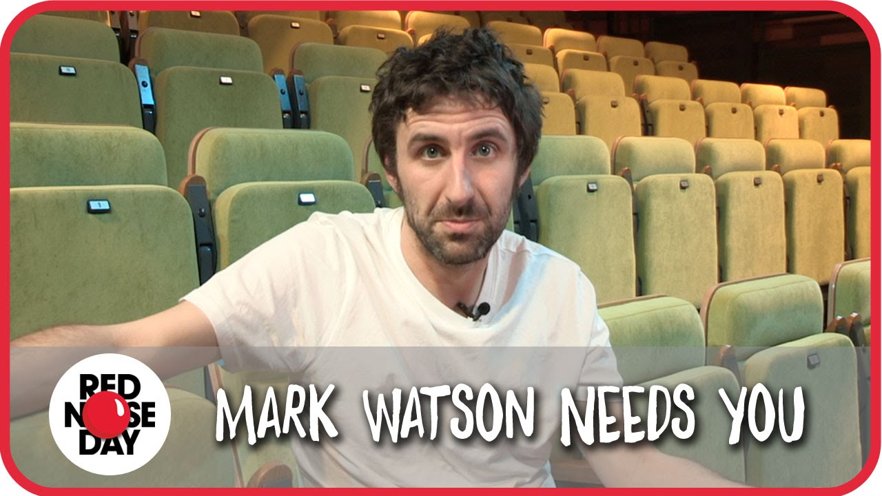 Mark Watson's 27-Hour Comedy Marathon - YouTube