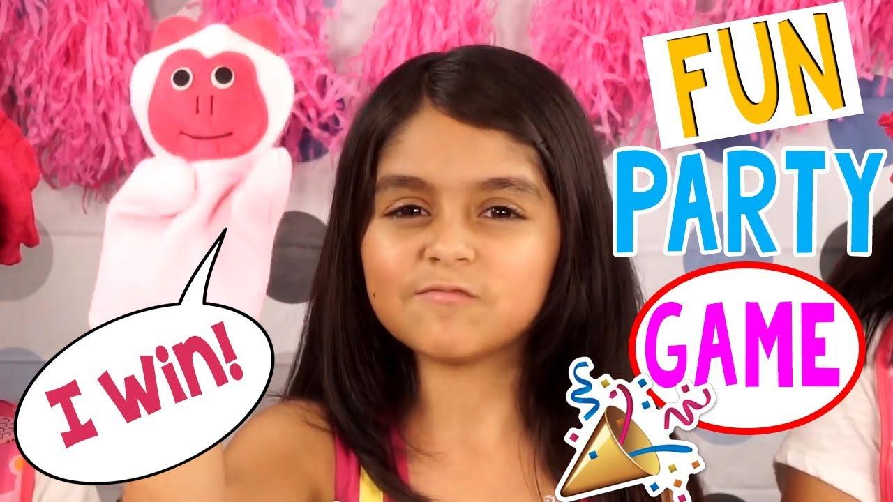 Fun Party Game – Sister Vs Sister : GAMES // GEM Sisters