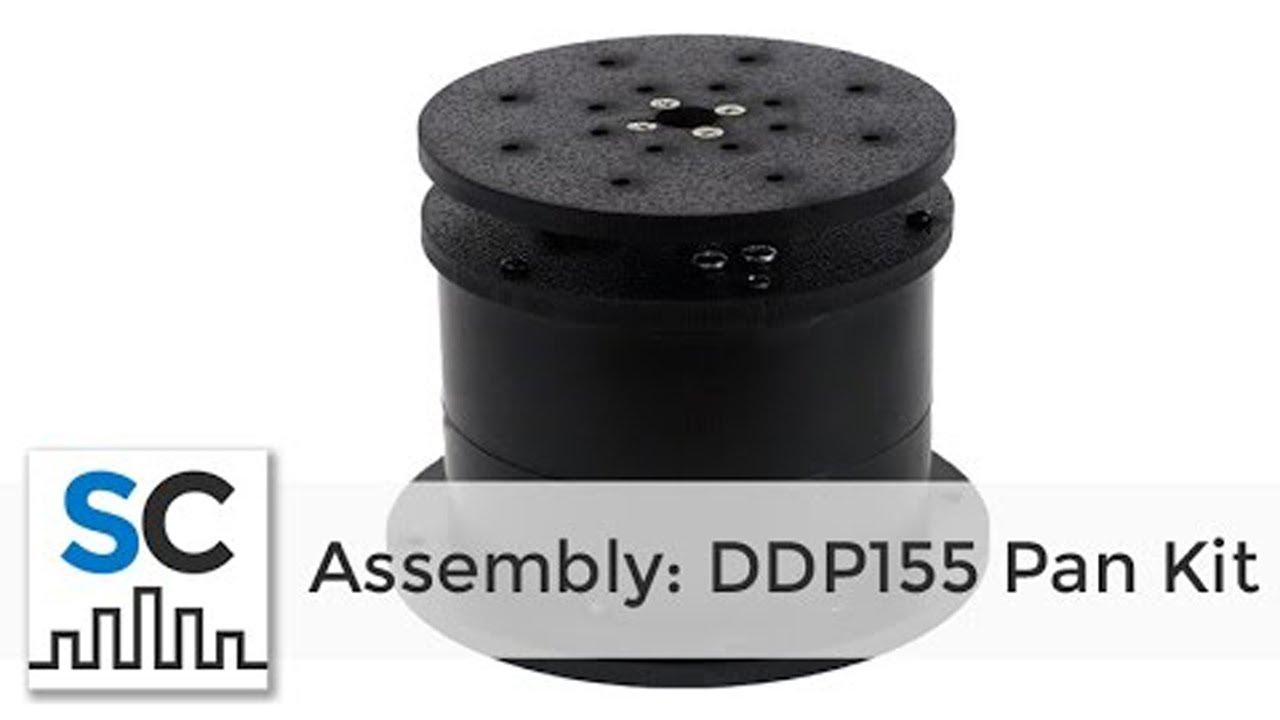 #DDP155F DDP 155 Pan Kit Assembly (Full Instructions)