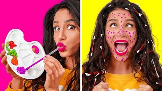 ART IS FUN! || Inspiring And Colorful Art Crafts And Hacks