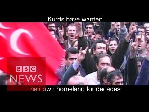 Turkey & Kurds: Explained in 70 seconds - BBC News
