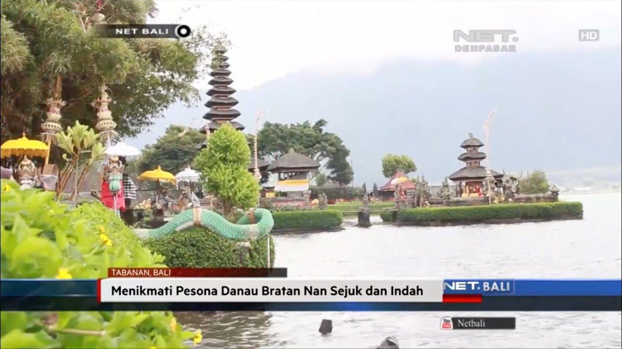 Net Bali Pesona Wisata Danau Beratan