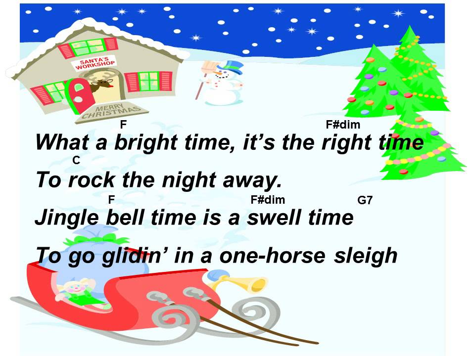 jingle bell rock no vocals youtube