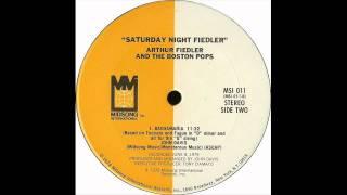 Arthur Fiedler And The Boston Pops - Bachamania (1979)