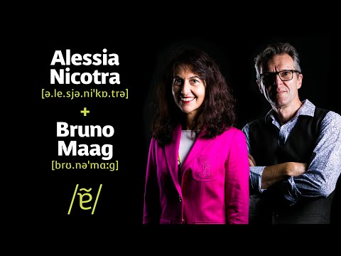 Busting The Dyslexia Myth – Alessia Nicotra & Bruno Maag [AT