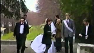 Свадьба 1999 год.