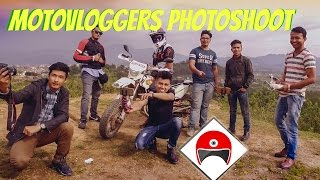 NEPAL MOTOVLOGGERS MEETUP By ECS Media & CHOVAR
