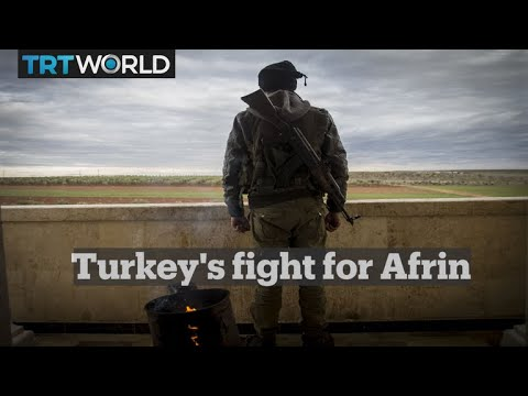 Strait Talk: Turkey faces off with the YPG in Afrin, and rebuilding the historic Sur district