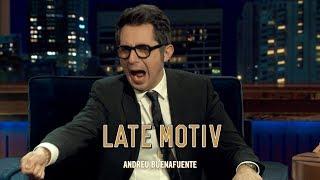 LATE MOTIV - Berto Romero. El tercer cómico más guarro de España | #LateMotiv325